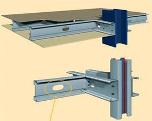 سازه های فولادی سبک LSF